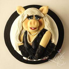 Miss Piggy Cake <3 !!!!
