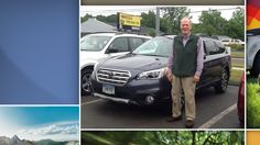 Dear George Christian   A heartfelt thank you for the purchase of your new Subaru from all of us at Premier Subaru.   We're proud to have you as part of the Subaru Family.