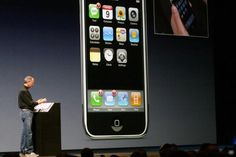 By United Press International On Jan. 9, 2007, the world changed when Apple CEO Steve Jobs unveiled the iPhone.