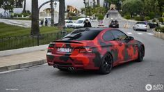 BMW M3 E92 Coupé 6 Bmw 320d, Bmw E36, Bmw M3 Coupe, Vinyl Wrap Car, Best Luxury Cars, Car Wrap, Cars And Motorcycles, Cool Cars, Camouflage