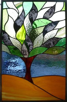 Stained glass panel a multi colored abstract, l refer to as a SUNDANCER, truly is an affordable stained glass window! Description from pinterest.com. I searched for this on bing.com/images