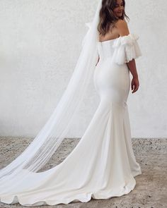 Our Girl, That Look, Bloom, Drop, Bridal, Woman, Wedding Dresses, Sexy, Collection