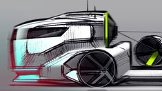 Trucks on Behance Car Design Sketch, Car Sketch, Futuristic Cars, Futuristic Vehicles, Car Drawing Pencil, 480x800 Wallpaper, Abstract Portrait, Car Drawings, Trd