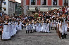 La Fiesta de San Roque Llanes