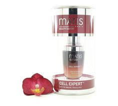 Matis Cell Expert Beauty Elixir harnesses the power of white rose stem cells to reduce damage from skin stress by defending against external irritants. It also hydrates and supports natural skin renewal resulting in an even, luminous complexion. French Skincare, Beauty Elixir, Rose Stem, Stem Cells, Active Ingredient, Beauty Care, Natural Skin, Moisturizer, Stress