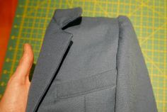 lógicamente Blazer, Sewing, Long Sleeve, Sleeves, Mens Tops, T Shirt, Jackets, Ideas, Diy