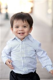 Fabulous baby dress shirt! Better yet, each purchase helps to save an infant's life!