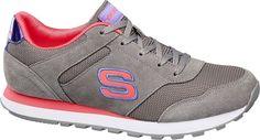 nu beschikbaar Skechers Grijze sneaker memory foam