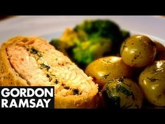 Jasmin's Table : From TV to Table: Gordon Ramsay's Salmon En Croute from MasterChef Junior