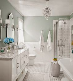 Coffee and Pine: Shop The Look - Tranquil Bathroom