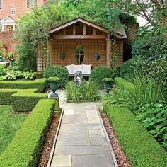 Atlanta Georgia Garden