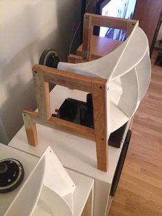 Wooden Speakers, Horn Speakers, Monitor Speakers, Diy Speakers, Built In Speakers, Tower Speakers, Audiophile Speakers, Hifi Stereo, Floor Standing Speakers