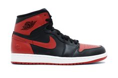 A fragment design x Air Jordan 1 BRED Might Be Releasing