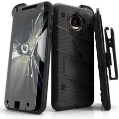 Custodia moto holder Iphone 4- 4S supporto moto black