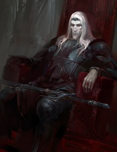 Elric by ghostbow on DeviantArt
