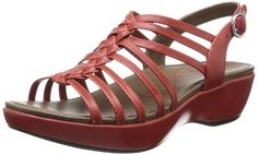 Dansko Women's Dana Dress Sandal -- See this awesome image  : Wedges Shoes