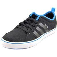 The Adidas Low Athletic feature a Canvas upper with a Round Toe . The Rubber outsole lends lasting traction and wear. Adidas Men, Adidas Sneakers, Athletic Shoes, How To Wear, Shopping, Black, Black People, Trainers, Adidas Shoes Men