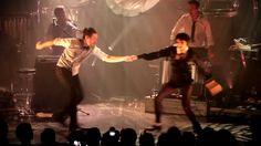 Caravan Palace - Rock It For Me [LIVE @L E TRIANON]