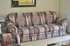 90s sofa. Chapman formal living room
