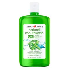 Shop Human Nature Philippines - Natural Products for Beauty, Bath, Body, Skin and Hair Care Peppermint Leaves, Sodium Bicarbonate, Mouthwash, Human Nature, Natural Products, Philippines, Hair Care, Hair Care Tips