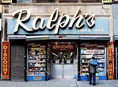 Ralphs. again, not