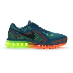 Men's Nike Air Max 2014. Nike's revolutionary Air-Sole unit made its way  into
