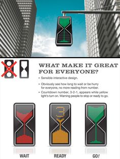 Hi-Tech Stop Light     - I have no idea if this is for real or not.  I want it to be though...