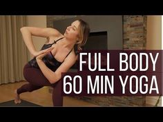 Set your intention and reach your goals with this 60 min yoga class for all levels. Stretch and tone your entire body!