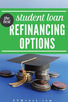 Many new banks and other lenders have been popping up to fill the very real need for student loan refinancing. However, not all refinancers are made equal, and it is important to understand what costs are associated with your decision to refinance. Best Student Loans, Apply For Student Loans, Federal Student Loans, Paying Off Student Loans, Student Loan Debt, Student Life, Post Bank, Student Loan Repayment, Student Loan Forgiveness