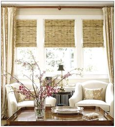 window treatments for large windows | Large Window Treatment Ideas | Window Blinds