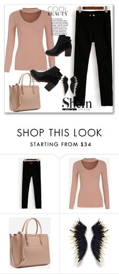 """""""Shein 1"""" by zina1002 ❤ liked on Polyvore"""