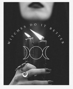 "Pinterest: @MagicAndCats ☾ laveyinthehouse: "" Witches Do It Better """