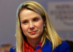 Marissa Mayer, the chief, told investors that Yahoo would soon unveil a plan to streamline the company.