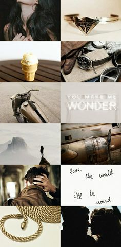 Wondertrev Aesthetic - Diana Prince and Steve Trevor - Wonder Woman