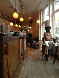 Breakfast at Smooch Cafe