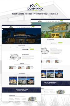 Tiny House LP Pinterest - Real estate wholesale website templates