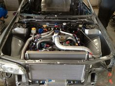 Lexus Ls 460, Bays, Wrx Sti, Subaru Wrx, Cool Cars, Engine, Cars, Berries, Motor Engine