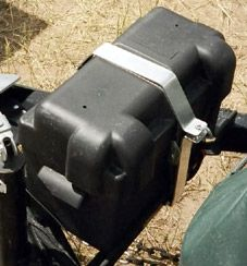 Prevent Camper And Rv Battery Theft Powerarmor Locking