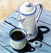 moer koffie, plus some condensed milk...