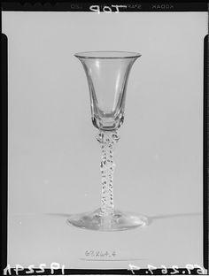 Wine Glass, 1765-70, England