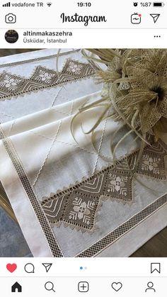 Istanbul, Elsa, Instagram, Handmade, Angles, Linens, Facts, Hardanger, Hand Made