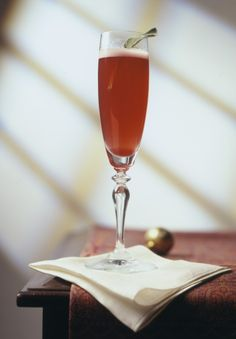 Get Your Bubbles On By Mixing These Champagne Cocktails