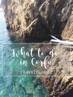 What to do in Corfu? A short Travelguide to our favorite spots on Corfu Island by Jolimanoli.