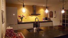 Resultaat verbouwing open keuken :)