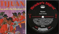 "Various Artists / Tijuana - Fun With the Mexican Brass (1971) / Reader's Digest RDA 96-A (Album, 12"" Vinyl) / 5 LP Box Set, $27.50 Monitor, Readers Digest, Various Artists, Orchestra, Box Sets, Mexican, Album, Songs, Lp"