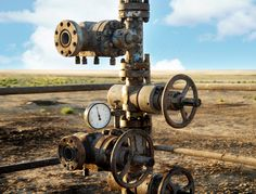 Abandoned oil and gas wells are leaking methane across the USA | Inhabitat - Sustainable Design Innovation, Eco Arc...