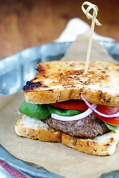 Magda Kucharzy: Tost Burger
