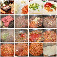 Lise's enkle søndagsgryte   Spiselise Pasta, Ethnic Recipes, Food, Essen, Meals, Yemek, Eten, Pasta Recipes, Pasta Dishes