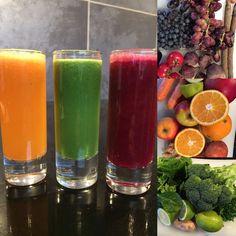 Trafik lys ❤️ juice shot