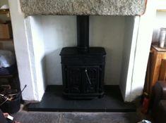 fireplace renovation hearth